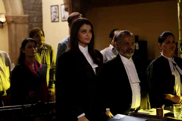 first look aishwarya rai bachchan look as a lawyer in jazbaa