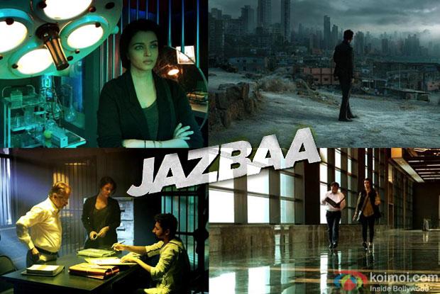 jazbaa trailer aishwarya rai bachchan and irrfan khan