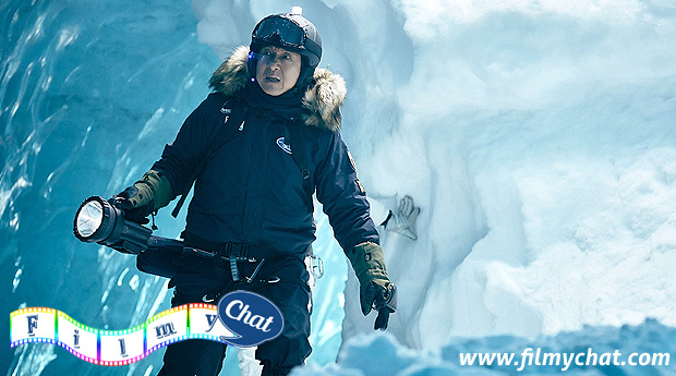 jackie chan in ice cave