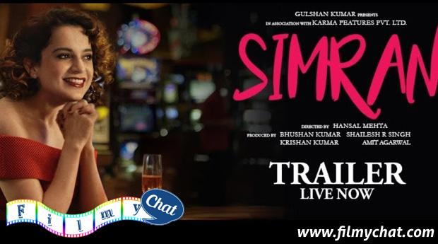 Kangana Ranaut in Simran Movie 2017