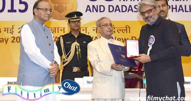 padm shree sanjay leela bhansali