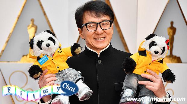 Unicef Awarded Jackie Chan