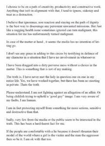 hrithik letter on facebook