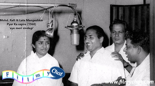 Rare Pictures of Lata Mangeshkar