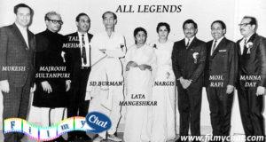 legends of film industry
