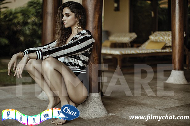Deepika Padukone Bold Photoshoot