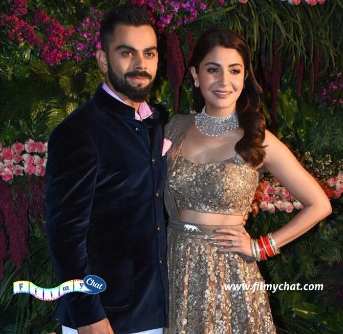 Virat and Anushka make a gorgeous couple