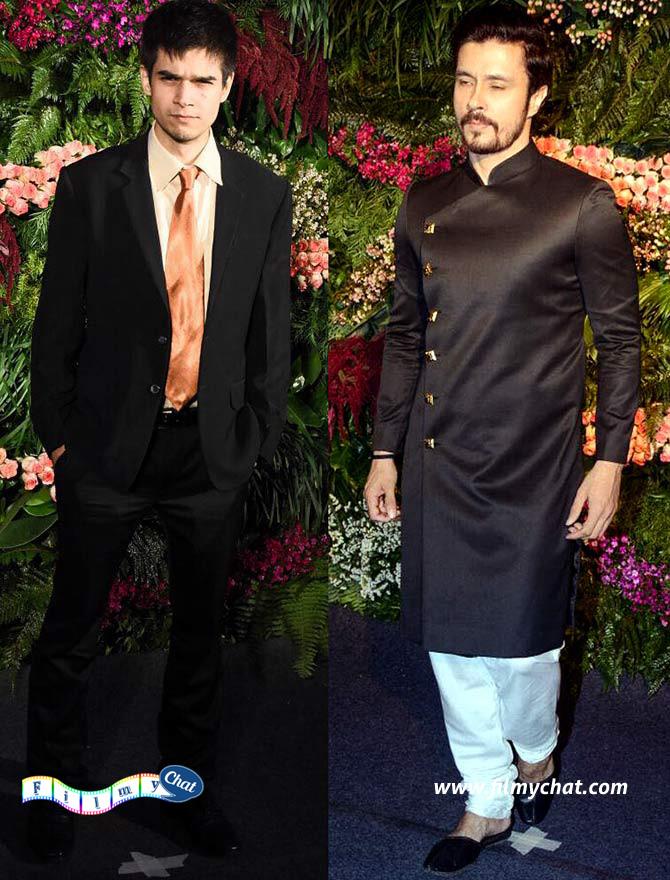 Vivaan Shah and Darshan Kumar